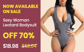 Woman Leotard Bodysuit