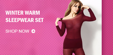Winter Warm Sleepwear Set