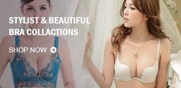 STYLIST & BEAUTIFUL BRA COLLACTIONS