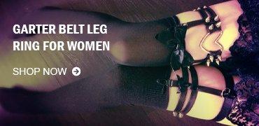 GARTHER BELT LEG RING FOR WOMEN