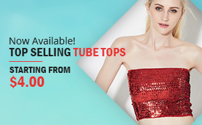 Top Selling Tube Tops