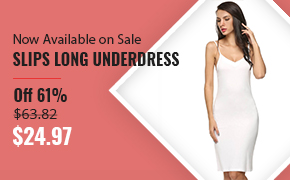 Slips Long Underdress