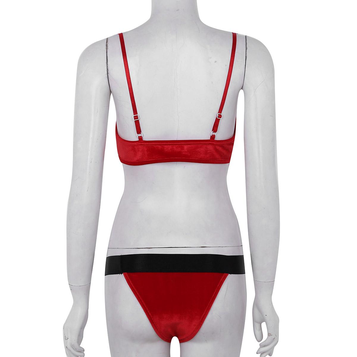 Christmas bikini set