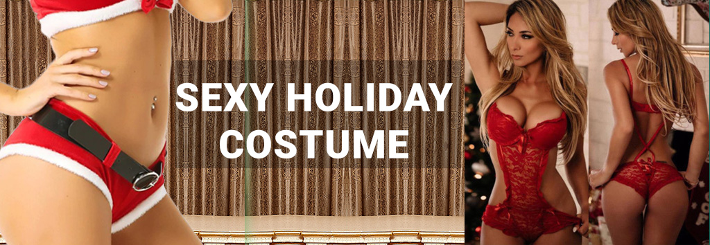 Sexy Holiday Costume