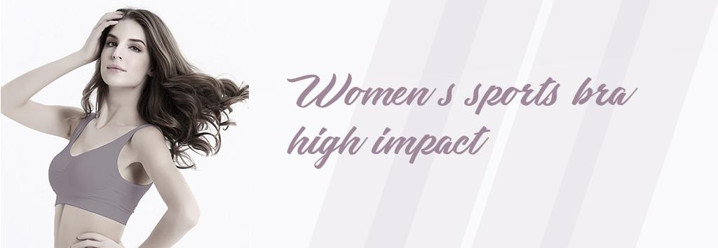 High Impact Sports Bras