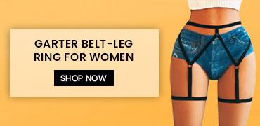 Garter Belt Leg Ring for Women