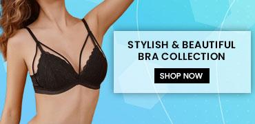 Stylish & Beautiful Bra Collection