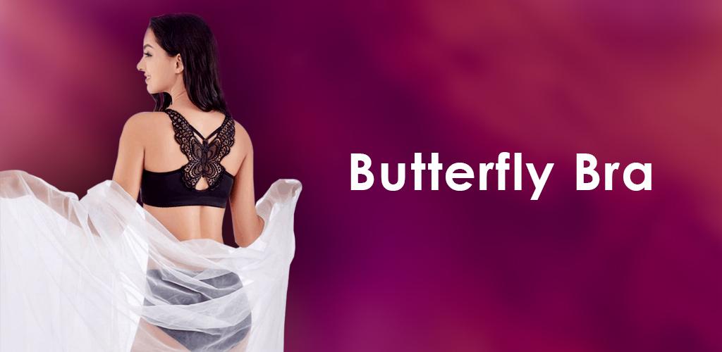 Butterfly bra