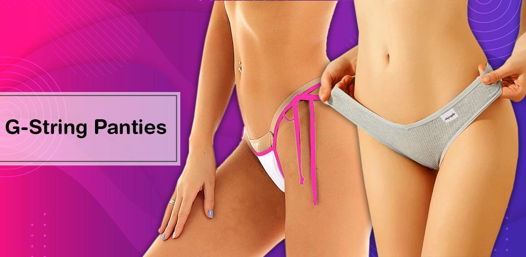 G-string panties